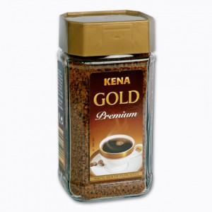 Kena Gold Premium er en billig instant kaffe du bl.a. kan få hos Aldi