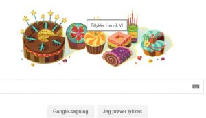 Google-hilsen