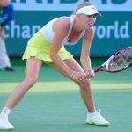 Caroline Wozniacki - verdens-etter i tennis