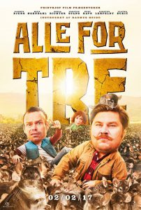 Alle for tre poster