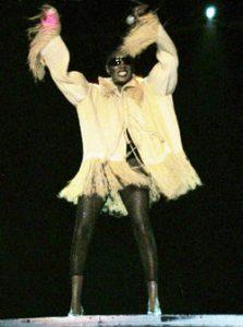 Billede af Grace Jones fra 2007