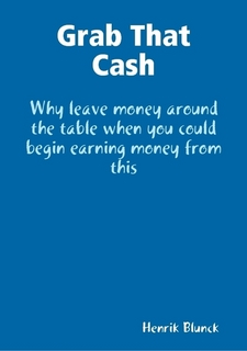 The front page for Grab That Cash