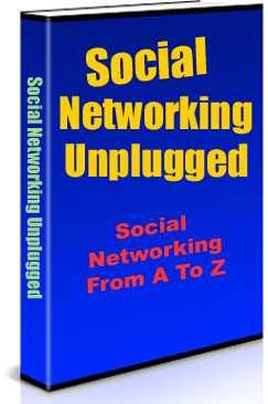Social Networking Unplugged er et godt sted at starte for at finde information om adfærd i sociale netværk