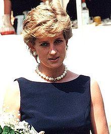 Prinsesse Diana af Wales døde for tyve år siden, 31. august 1997