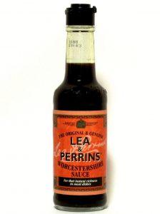 Lea & Perrins variant af Engelsk sauce