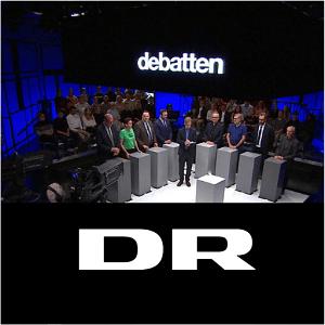 logo for Debatten på DR2 hentet på Twitter